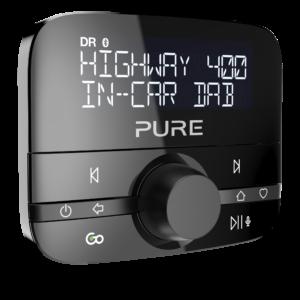 Pure - Highway 400 DAB/DAB+ Biladapter