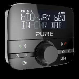 Pure - Highway 600 DAB/DAB+ Biladapter