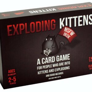 Exploding Kittens - NSWF Edition