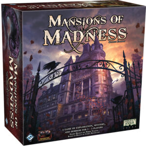 Mansions of Madness 2nd Edition (Engelsk)
