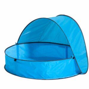 Deryan - Smart Pop-up Pool med UV Solskærm