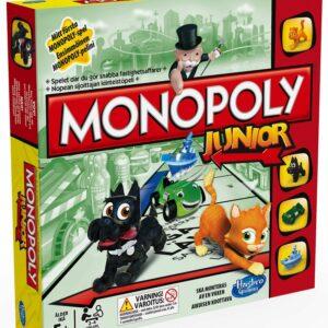 Hasbro Gaming - Monopoly Junior Refresh DK/NO