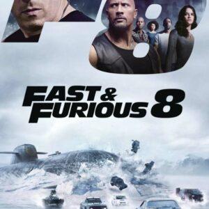 Fast & Furious 8 - DVD