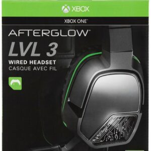 AFTERGLOW Wired LVL 3 Gaming Headset Black