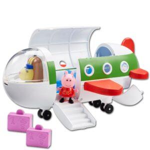 Gurli Gris - Jet Fly med Gurli Gris figur (905-06227)