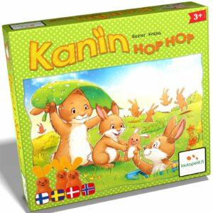 Kanin Hop Hop (Dansk)