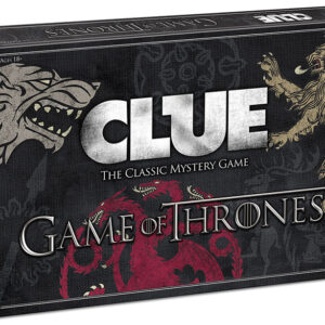 Cluedo - Game of Thrones (Engelsk)