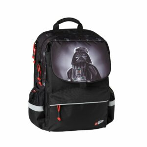 LEGO - Starter Plus Skoletaske - Star Wars - Darth Vader