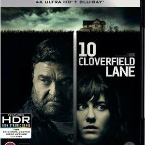 10 Cloverfield Lane (4K Blu-Ray)