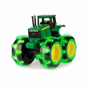 John Deere - Monster Traktor Med Lys (15-46434)