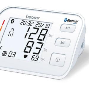 Beurer - BM 57 Blodtryksmåler Med Bluetooth - 5 års Garanti