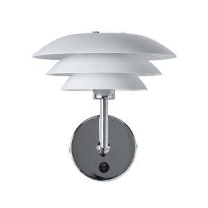 Dyber Larsen - DL20 Pendant Wall Lamp - White (8082)