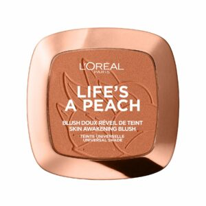 L'Oréal - Life's a Peach Skin Awakening Blush - 01 Peach Addict