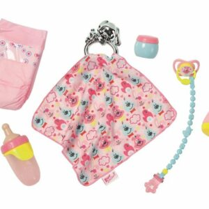 Baby Born - Dukketilbehør Startpakke