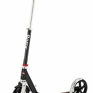 Razor - A5 Lux Løbehjul - Sort