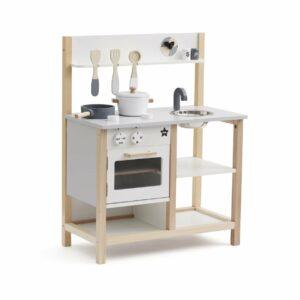Kids Concept - Køkken (Naturlig/Hvid)