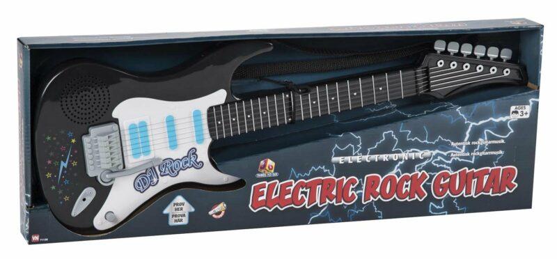 3-2-6 Elektrisk Rock Guitar