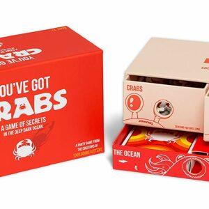 You've Got Crabs - Brætspil (Engelsk)