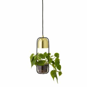Bloomingville - Pendel  Lampe - Guld