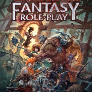 Warhammer - Fantasy Role Play - 4th Edition Rulebook