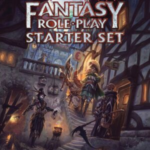 Warhammer - Fantasy Role Play - 4th Edition Starter Sæt