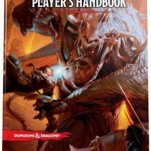 Dungeons & Dragons - 5th Edition Player's Handbook (D&D)