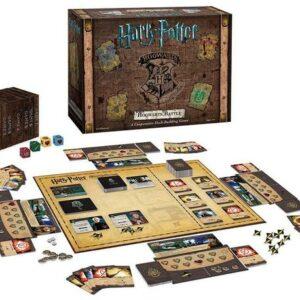 Harry Potter - Hogwarts Battle - A Cooperative Deck Building Game (English)