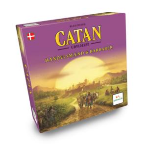 Catan - Traders and Barbarians (DK/NO) (LPFI411)
