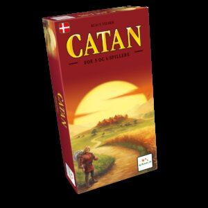Catan - 5-6 Spillere Udvidelse (DK-NO) (LPFI429)