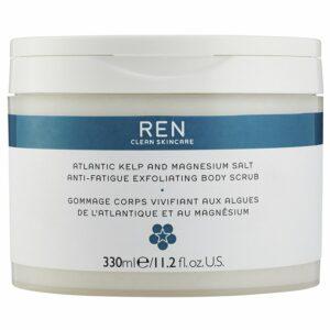 REN - Atlantic Kelp and Magnesium Anti-Fatique Exfoliating Body Skrub 330 ml