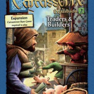 Carcassonne - Traders & Builders (Nordic)