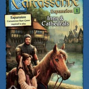 Carcassonne - Inns and Cathedrals (Nordisk)