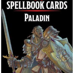 Dungeons & Dragons - 5th Edition - Spell Deck Paladin (69 Kort) (D&D) (Engelsk)