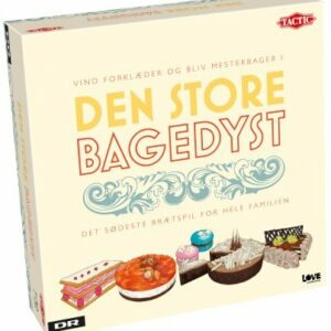 Tactic - Den store bagedyst