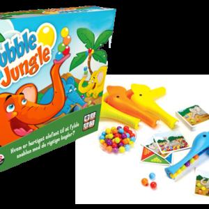 Danspil - Bubble Jungle - Nomineret til Årets børnespil 2018