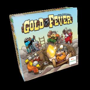 Gold Fever - Nomineret til Årest familiespil 2018 (Nordic)