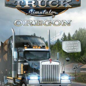 American Truck Simulator Add-on: Oregon