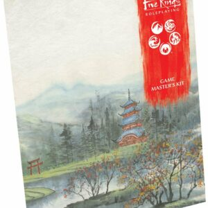 Legend of the Five Rings - Game Master Kit (Engelsk)