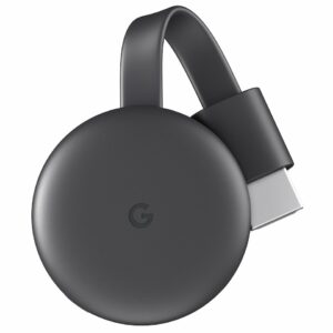 Google -  Chromecast (3. gen.)