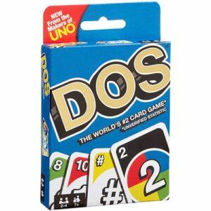 Mattel Games - UNO - DOS