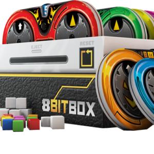 8-Bit Box - Brætspil (Engelsk)
