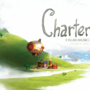 Charterstone - Boardgame (English) (STM700)