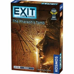 Exit: The Pharaoh´s Tomb - Escape Room Spil (Engelsk)