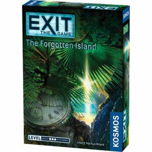Exit: The Forgotten Island - Escape Room Spil (Engelsk)