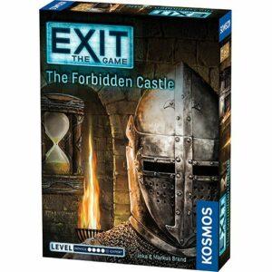 Exit: The Forbidden Castle - Escape Room Game (English)