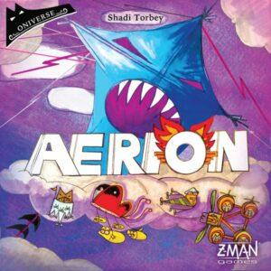 Aerion - Boardgame (English) (ZMGZM4904)