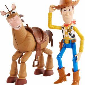 Toy Story 4 - 18 cm Woody & Bullseye (GDB91)