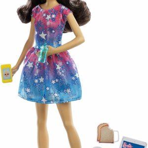 Barbie - Babysitter Skipper - Stjerne kjole