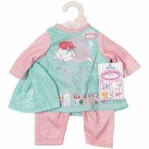 My First Baby Annabell - Dukketøj - Rosa & Mint