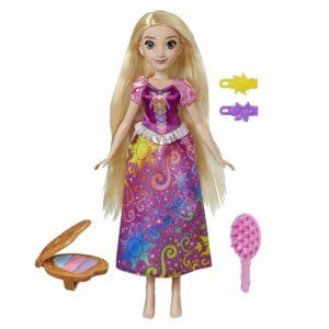 Disney Princess - Regnbue Hår Rapunzel (E4646)